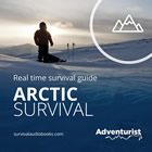 Arctic Survival audiobook cover