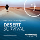 Desert Survival audiobook cover